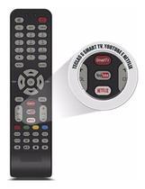 Controle Tv Semp Tcl 4k Rc199e You Tube Netflix  L32S4700S - Mb