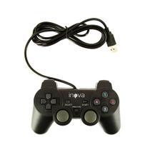 Controle USB Joystick Com Entrada PC CON-7190 - Inova -