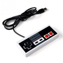 Controle Usb Nintendo Nes Joystick Windows Mac Linux - Monkey business br