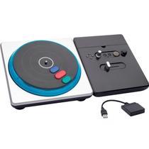 Controle USB Sem Fio Dj Hero PS2 PS3 Ps4702 Integris -