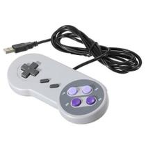 Controle usb super nintendo snes joystick windows mac linux Chenhao