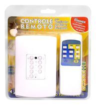 Controle Ventilador Teto E Luz Universal Bivolt Interruptor - Pw