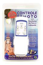 Controle Ventilador Teto Pw Bivolt(silencioso) 3 Velocidades -