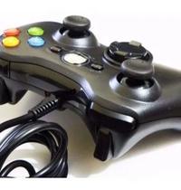 Controle Video Game Xbox 360 Com Fio Joystick Xbox360 -