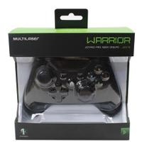 Controle Warrior Multilaser Js078 P/ Xbox One/pc -