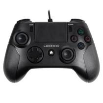 Controle  Warrior PS4 Multilaser JS083
