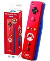 Controle Wii Wii U Remote Plus Mario - Nintendo