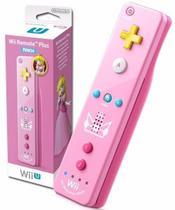 Controle Wii Wii U Remote Plus Peach - Nintendo