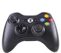 Controle Wireless Joystick Xbox 360 Slim Sem Fio - Wd