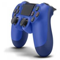 Controle Wireless PS4 Playstation 4 Dualshock 4 Sony Azul