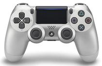 Controle Wireless PS4 Playstation 4 Dualshock 4 Sony Prata