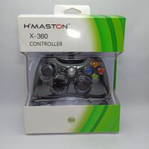 Controle xbox 360 com fio usb - Mcmc