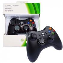 Controle Xbox 360 Sem Fio Wireless - Feir -