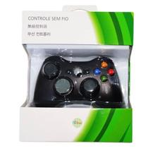 Controle Xbox 360 Sem Fio Wireless - Feir