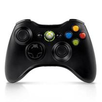 Controle Xbox 360 Wireless Black - Microsoft