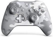 Controle Xbox One Artic Camo Original - Xboxone