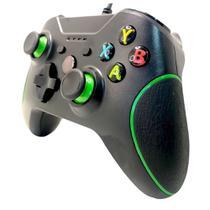 Controle Xbox One E Pc Note Windows Usb Com Fio Novo - Joystick Para Xbox One