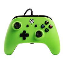 Controle Xbox One e Windows 10 Verde - PowerA -