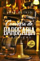 Conversa de Barbearia - Scortecci Editora -
