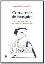 Conversas de Botequim - Morula editora -