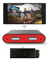 Conversor Adaptador Bluetooth Para Teclado e Mouse Celular - Ipega