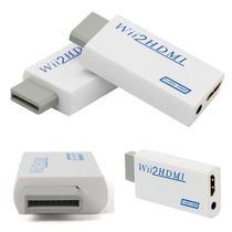 Conversor Adaptador Hdmi Nintendo Wii - Eletronica Castro