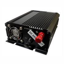 Conversor de Tensão 24Vdc para 12Vdc - 500W - DNI 0886 -