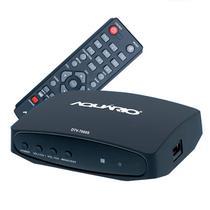 Conversor e Gravador Digital Aquario DTV 7000S de TV Full HD - HDMI - USB - Aquário