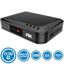 Conversor e Gravador Digital de TV SC-1001 Pix - Chipsce