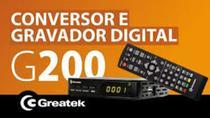 Conversor e gravador digital g200 - Greatek