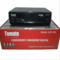 Conversor e Gravador Digital Mcd-999 Tomate -