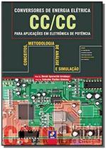 Conversores de energia eletrica cc/cc para aplicac - Editora erica ltda