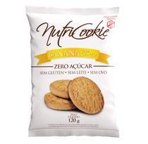 Cookie Banana com Canela Zero Açúcar e Glúten Nutripleno -