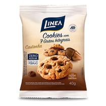 Cookie Linea Castanha do Pará 40g -