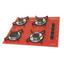 Cooktop 4 Bocas Luana Ultra Chama Chamalux
