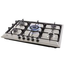 Cooktop 5 Bocas 5B TC Inox Philco