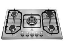 Cooktop 5 Bocas Electrolux a Gás GLP - GT75X