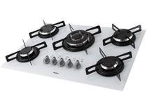 Cooktop 5 Bocas Philco Cook Chef 5TC - à Gás Natural e GLP Tripla-Chama