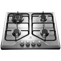 Cooktop a Gás 4 Bocas Tripla Chama Electrolux GT60X Bivolt -