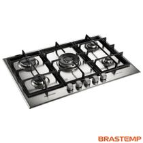 Cooktop a gàs Brastemp 5 Bocas - BDK75 - 220v -