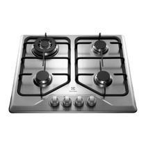 Cooktop Electrolux Inox Tripla Chama Bivolt GT60X -