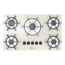 Cooktop sognare 5 q champagne gas glp - Venax