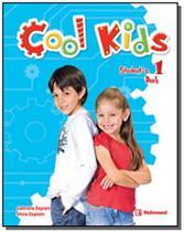 Cool kids - volume 1 - students book + cd - Moderna -
