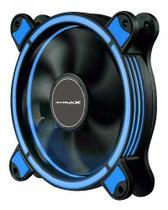 Cooler 120mm Led Ring Pc Gamer Fan Gabinete Mymax Spectrum -