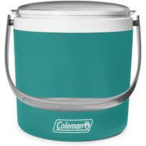 Cooler Caixa Térmica Coleman Circle 8,5L Verde até 12 Latas -