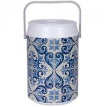 Cooler Ceramica Mexicana 24 Latas - Anabell -