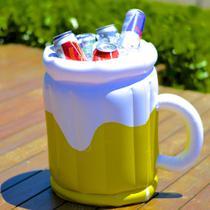 Cooler de Cerveja Inflável - Ludi