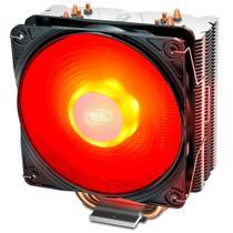 Cooler DeepCool Gammaxx 400 V2 AMD  Intel - LED Vermelho - DP-MCH4-GMX400V2-RD -