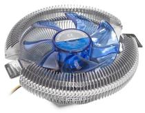 Cooler DEX DX-7120 (Intel / AMD) - 48 CFM - LED Azul - Diversos