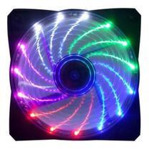 Cooler Fan G-Fire EW1512R Rainbow Led RGB -